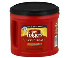 Folgers Classic Roast Ground Coffee, Medium Roast - 30.8 oz