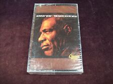 "HOWLIN' WOLF ""THE BACK DOOR WOLF"" CS TAPE SEALED CHESS USA 1995 CHICAGO BLUES"