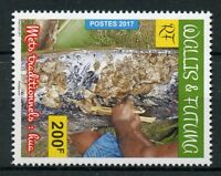 Wallis & Futuna 2017 MNH Hua Traditional Foods 1v Set Gastronomy Cultures Stamps