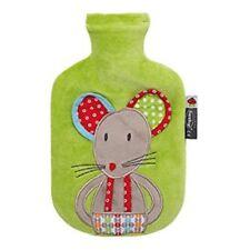 Neu+Wärmflasche+Fashy+Kuschelig+Kinderwärmflasche+Flauschbezug+Maus+Nr.65198+