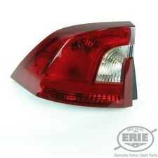 Volvo OEM Left Driver Side Rear Tail Light Assembly 31395930 fits S60 2011-2018