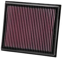 33-2962 K&N KN Air Filter fits Vauxhall Insignia 1.4/1.6/2.0/2.8 & Saab 9-5 08-