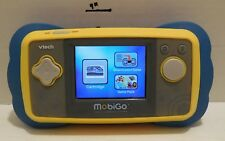 VTECH MOBIGO Kids Handheld Game System Rare VHTF Educational
