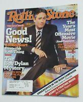 Rolling Stone Magazine Good News Jon Stewart 10/28/04 960