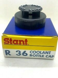 NOS Slant R36 10236 Coolant Bottle Cap Ford, Chevy, GMC, Pontiac and Others