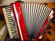 """Akkordeon """"Baile"""", 4 chörig, 120 Bässe"""