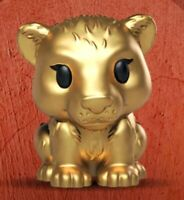 Gold Cub Nala Lion King Ooshies Woolworths Disney Ooshie -Finish your collection