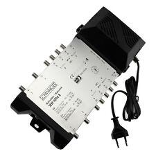 Schwaiger Sat-Multischalter 9/4 9 4 SEW 4094A Switch Multiswitch 9 Ein 4 Ausgang