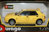 LANCIA DELTA HF INTEGRALE EVO 2 - 1992 - BURAGO - SCALA 1/24