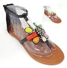 43b7c161a358 Studded Flower Sandal  Morris-12