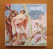 SLS 1077513 Gluck Armide Felicity Palmer Richard Hickox EMI Digital 3xLP NM/EX
