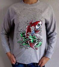 Brand NEW! Ed Hardy KIDS Long Sleeve Shirt LARGE