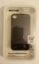 Incase Monochrome Slider Case For iPhone 4 including free stand