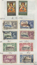 Multiple British Colony & Territory Stamps