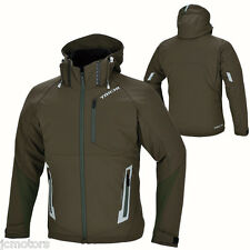 RS Taichi RSJ702 Soft Shell Parka Army Green - Size US Large