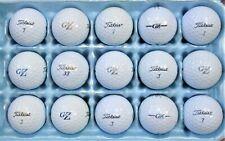 15 Aaaa+ / Aaa White Titleist GranZ Golf Balls