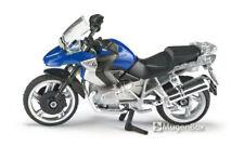 Siku Diecast Metal Mini Car #1047 BMW R1200 GS Motorcycle Bike MIB