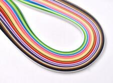 Quilling Paper Strips, Four Pack [4 Sizes]