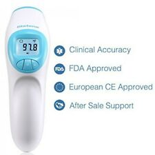 Digital Forehead Thermometer Instant Read Scanner Non Contact Infrared Home Care