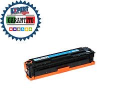 CF211A Toner Equivalente Ciano Per HP LaserJet Pro 200 M251 M276nw Canon LBP 710