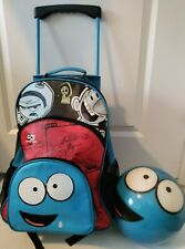 Cartoon Network Foster's Home For Imaginary Friends Bowling Ball and Backpack