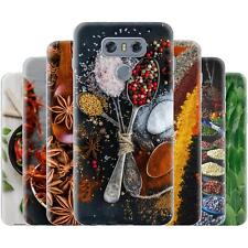 Dessana Spices TPU Silicone Protective Case Thin Case Cover Phone Case For LG