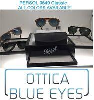 Occhiali Sole Persol 0649 649 Sole Sonnenbrille Gafas de Sol Sunglasses McQueen