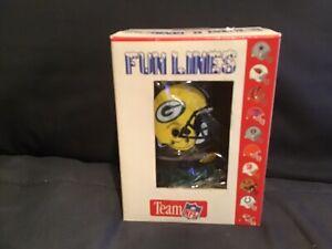 Green Bay Packers Fun Freezer Mug NFL Football Refreezeable