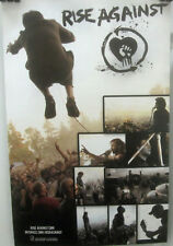 Rise Against - Rock Band - Small 2-Sided Poster - VG++