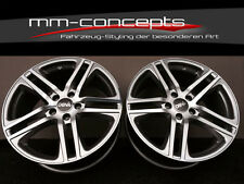 20 Zoll DBV MauritiusAlufelgen für Chrysler 300C SRT8 Lancia Thema LX Gutachten