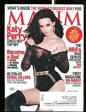 Maxim Magazine January 2011 Katy Perry EX w/ML 122816jhe