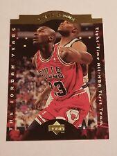 1996-97 UPPER DECK MICHAEL JORDAN NR.MINT/ MINT CHICAGO BULLS A CUT ABOVE  #CA3