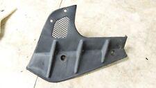 85 Kawasaki KL KLR 600 B KL600 KLR600 left side cover radiator shroud panel