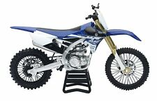 NewRay 1:12 scale Yamaha YZ450 Dirt Bike diecast motorcycle BLUE