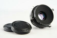 Nikon Nikkor-W 105mm f/5.6 S Large Format Lens in Copal #0 with Caps NEAR MINT