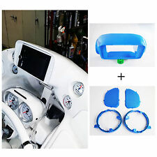 Double DIN GPS Stereo Radio Adapter for Harley HD Road Glide FLTR Inner Fairing