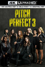 Pitch Perfect 3 [New 4K UHD Blu-ray] With Blu-Ray, 4K Mastering