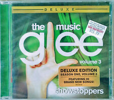 GLEE - THE MUSIC SHOWSTOPPERS - VOL. 3 - 2010 CD - DELUXE EDITION - STILL SEALED