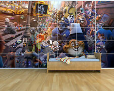 Zootropia - Zootropolis ZOO-01 - KIDS - Giant Wall Poster/Picture/Art