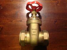 54mm Gate Valve  BS5154 plumbing water stopcock brass
