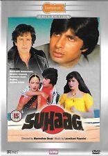 SUHAAG (AMITABH BACHCHAN) - BOLLYWOOD ORIGINAL DVD - FREE POST