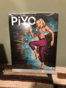 Beachbody PIYO 5 Disc DVD Set Brand New