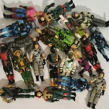HUGE Collection Lot of 1986 G.I. JOE COBRA ARAH Action Figures YOU PICK!