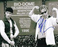 Pauly Shore Signed 8x10 Inch Photo Son In Law Encino Man MTV Goofy Movie Bobby Z