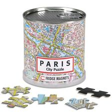 City Puzzle Magnets - Paris von Extragoods