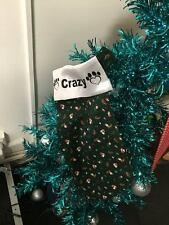 Dog Christmas stocking For Your Pet Christmas