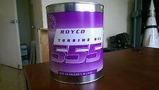 ROYCO 555 TURBINE OIL 1 GALLON Lenco / Lencodrive oil
