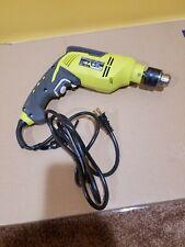 Ryobi D620hth 58 62 Amp Heavy Duty Corded Hammer Drill Vg M