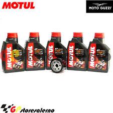 KIT OLIO + FILTRO MOTUL 7100 10W60 MOTO GUZZI 1400 CALIFORNIA CUSTOM ABS 2015