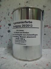 Fugensanierfarbe 500g Silbergrau Fugenfarbe Fugensanierungsfarbe Fugenmörtel